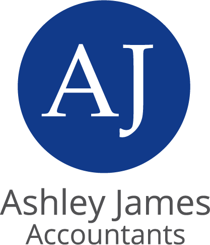Ashley James Logo